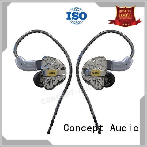 Concept Audio Brand sports waterproof custom fit earbuds