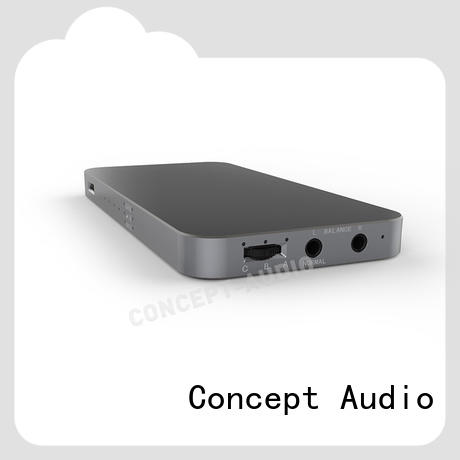Concept Audio high quality Headphone Amplifiers decoder for sport