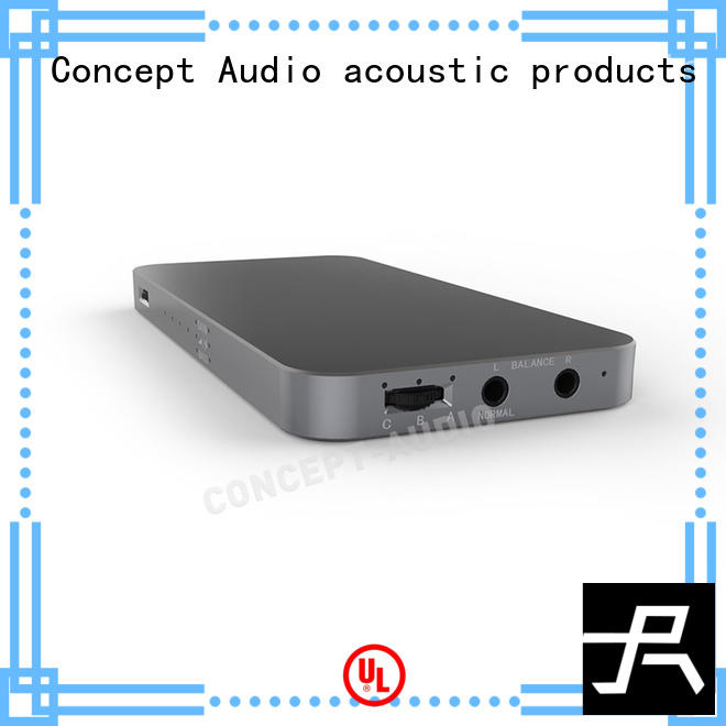 Quality Concept Audio Brand best headphone amplifier powerful bass