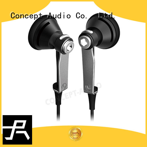 inear sports silicone light Concept Audio Brand wired earphone supplier