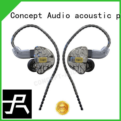 iem waterproof iem headphones Concept Audio Brand