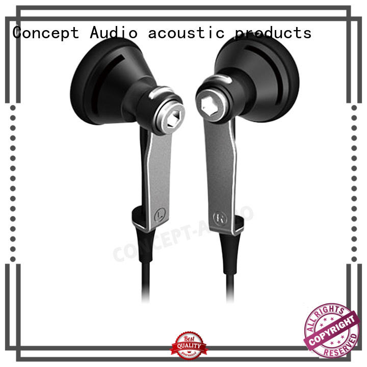 light comfortable wear bluetooth Concept Audio Brand wired earphone supplier