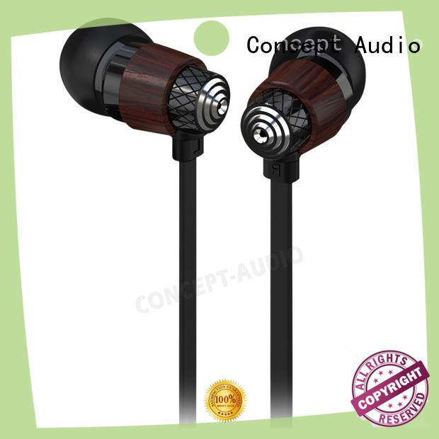 Metal Shell In-Ear Mobile Earphone