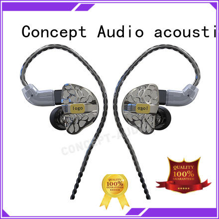 Quality Concept Audio Brand headset comfortable iem headphones