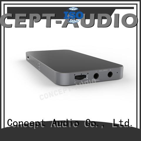 lightweight bass powerful Concept Audio Brand best headphone amplifier manufacture