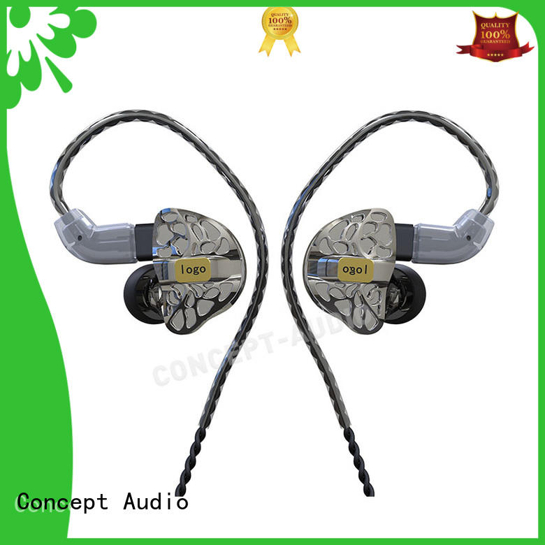 custom fit earbuds iem iem headphones Concept Audio Brand
