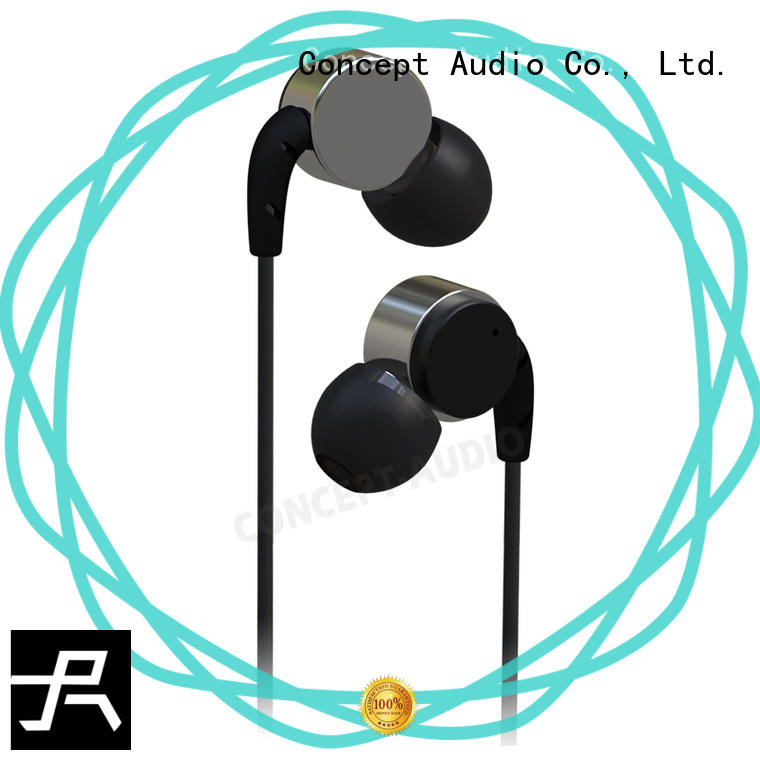 Concept Audio hifi audiophile headphone with stable earhook for sale