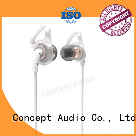 Quality Concept Audio Brand cheap custom earphones bass design