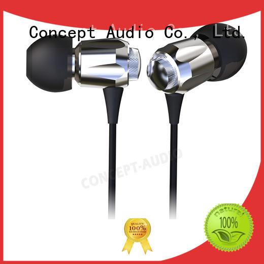 detachable earphone inear light wired earphone Concept Audio Brand