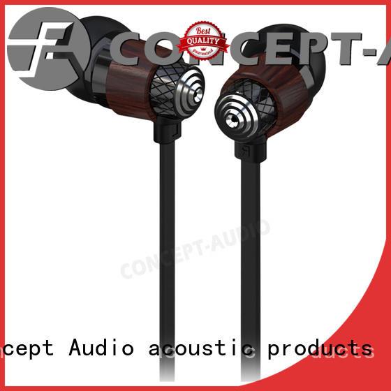 detachable earphone light inear waterproof Warranty Concept Audio