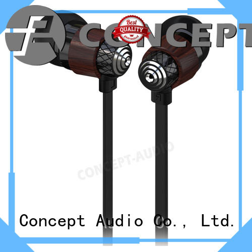 Metal Shell In-Ear Mobile Earphone