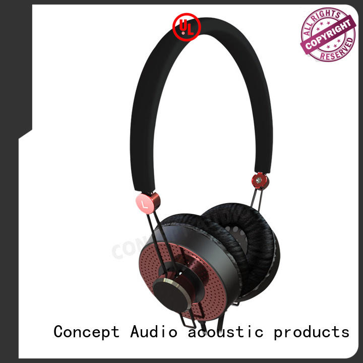 Concept Audio Brand no mobile earphone travel headphones