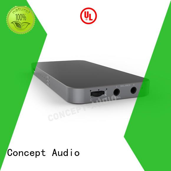 best headphone amplifier lightweight lightweight Concept Audio Brand headphone amp