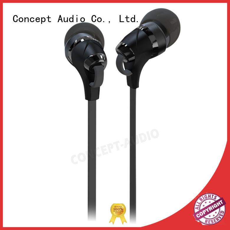 cheap custom earphones housing travel headphones noiseproof company