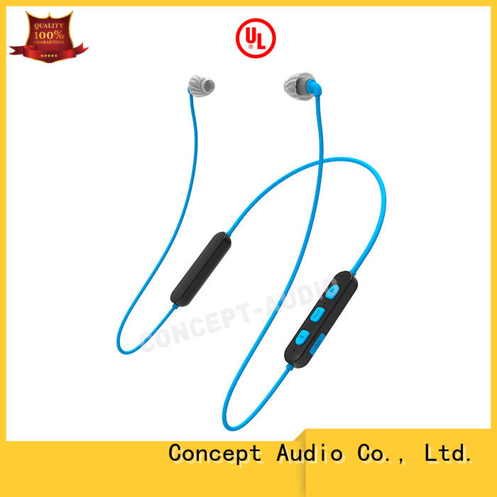 inear hifi sports wear wired earphone Concept Audio