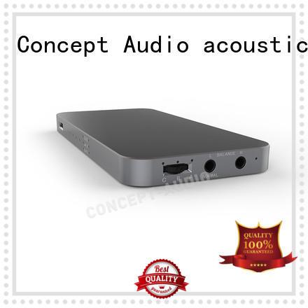 lightweight portable bass Concept Audio Brand headphone amp supplier