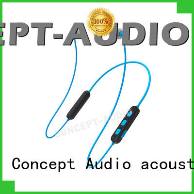 Concept Audio light sport bluetooth headset with mic for sport