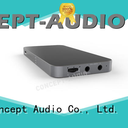 high resistance bass lightweight OEM headphone amp Concept Audio