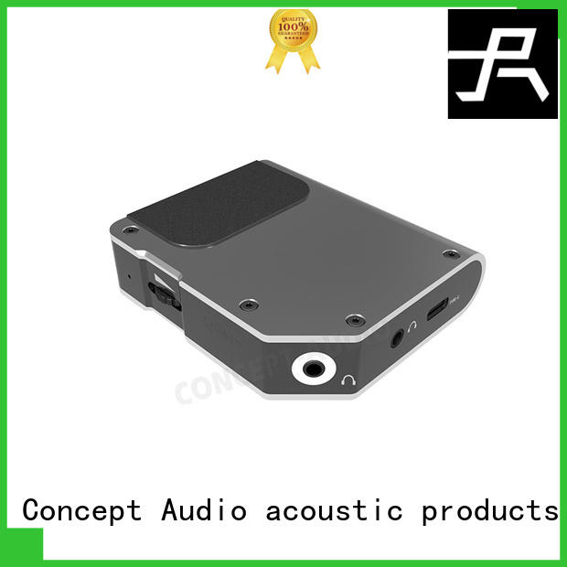 custom media player bass powerful HD Concept Audio Brand