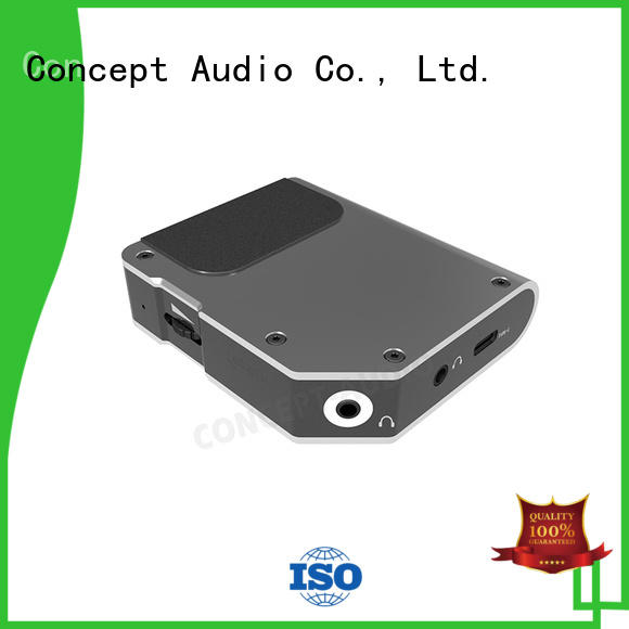 Concept Audio copper mini media player for sale