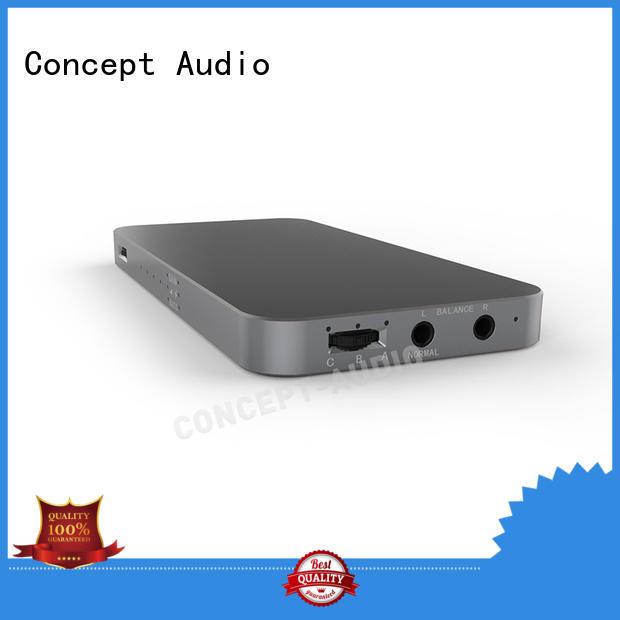 Concept Audio Brand high resistance lightweight custom best headphone amplifier
