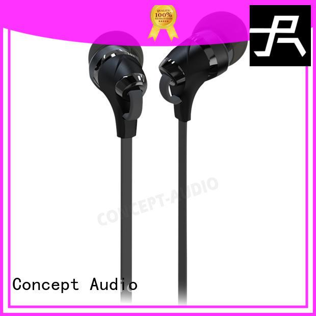 Concept Audio Brand wear detachable earphone bluetooth supplier