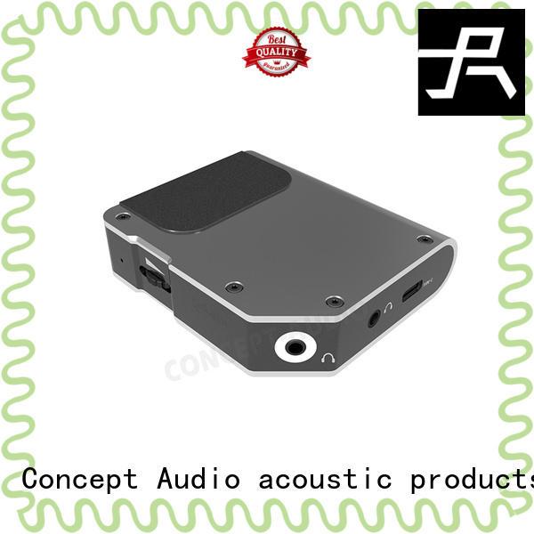 aluminum mini media player with usb dac for mobile phone Concept Audio