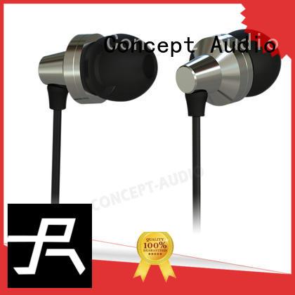 quality cancelling Concept Audio Brand cheap custom earphones