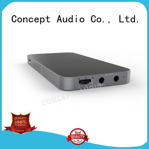 Concept Audio powerful Type C adaptor with dip switch for sport