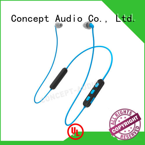 high quality tws bluetooth earphone with rechargeable battery for sport Concept Audio