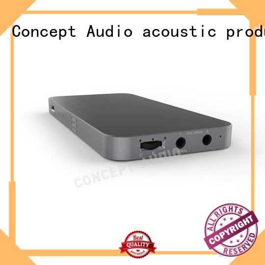 Concept Audio Headphone Amplifiers with micro usb for sale