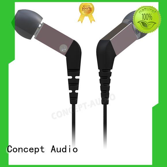 detachable earphone sports comfortable light wired earphone manufacture