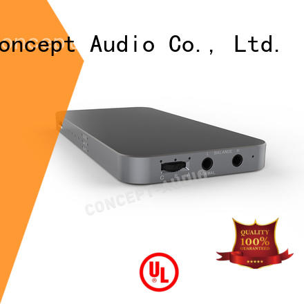 Headphone Amplifiers high quality for sport Concept Audio