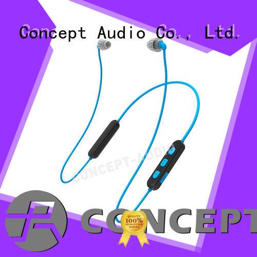 detachable earphone bluetooth wear comfortable Warranty Concept Audio