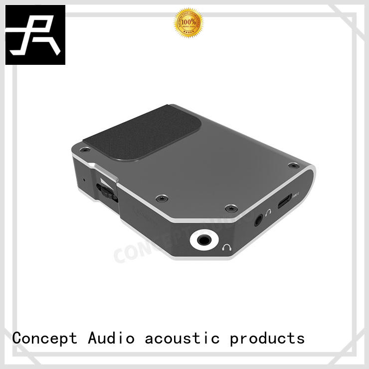 Concept Audio colored Mini HD media player without delay for sale