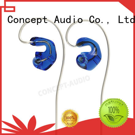 Concept Audio new universal earphones with mic for mobile phone