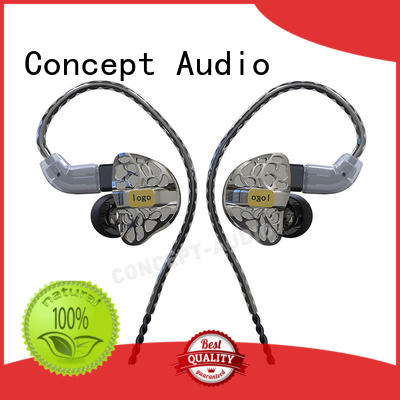 Concept Audio stereo universal earphones series for mobile phone