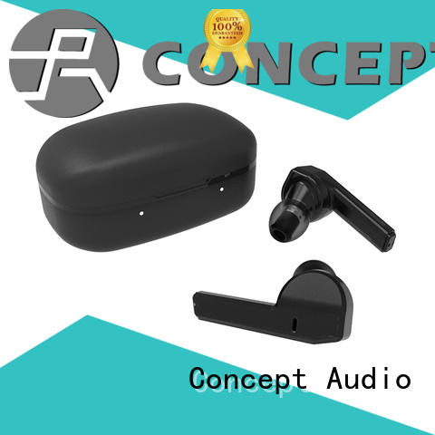 wired headset earhook for mobile phone Concept Audio